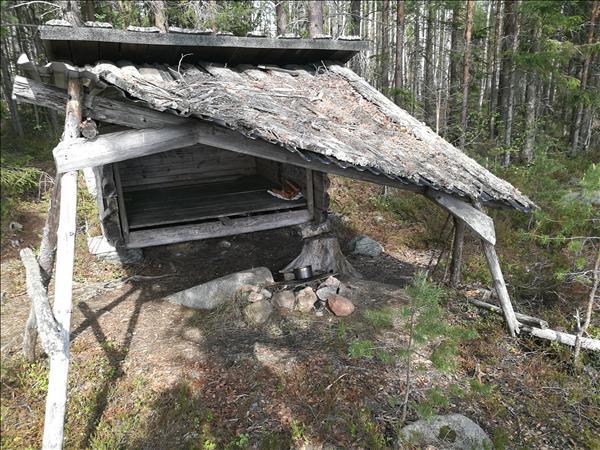 Det kollapsade taket
