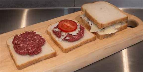 Hamburgermacka