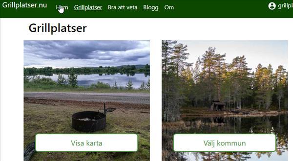 Som ni vet driver vi denna webbplatsen där det går att leta efter grillplatser, vindskydd med mera i Sverige. Sajten förändras ständigt både vad det gäller innehåll men även funktion och utseende. De...